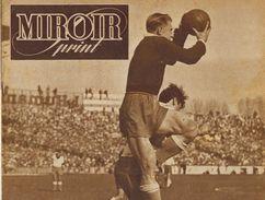 MIROIR SPRINT 1948 N° 96 Pelissier Schulte Coppi Sercu Vietto Neri Sandeyron Jean Stock Famechon Sochaux Lens Sète Nice - 1900 - 1949