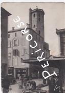 12  Millau  Tour Du Beffroi Jour De Marché  (csm) - Millau