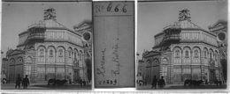 V0729 - ITALIE - FLORENCE - Baptistère - Plaques De Verre
