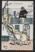 H.Gervese - Blessé Pour Rire  -  ( édition ELD ) - Gervese, H.