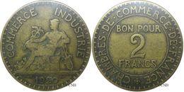 France - IIIe République - 2 Francs Chambres De Commerce 1920 - B - Fra1310 - I. 2 Francs