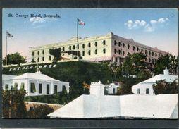 CPA - St George Hotel, BERMUDA - Bermudes