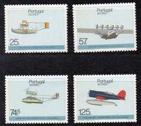 ACORES - PORTUGAL  Timbres Neufs ** De 1987 ( Ref 106 )  Avion - Açores