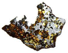 Meteorite Seymchan, Magadan, Russia 81,86 G, With Authenticity Certificate - Lot. M37 - Météorites
