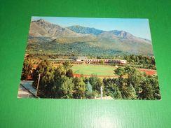 Cartolina Formia - Scuola Naz. Di Atletica Leggera - Stadio Degli Aranci  1975 - Latina