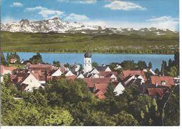 Allensbach B. Konstanz , Gesamtansicht Mit Schweizer Alpen   **94830-104** - Konstanz