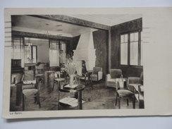 Annecy, Hôtel Des Trésoms Et De La Forêt. Le Salon. - Annecy