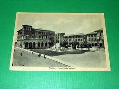 Cartolina Treviso - Piazzale Della Vittoria 1945 Ca - Treviso