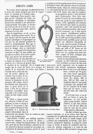 LES AIMANTS JAMIN   1875 - Non Classés