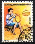 CONGO. N°529 Oblitéré De 1978. Vannier. - Congo - Brazzaville