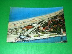 Cartolina Riviera Di Rimini - Veduta Aerea 1957 - Rimini