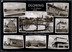 A5270 - Alte MBK Ansichtskarte - Olching - Fuerstenfeldbruck