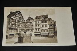 1401-  Berncastel-Cues, Marktplatz - Bernkastel-Kues