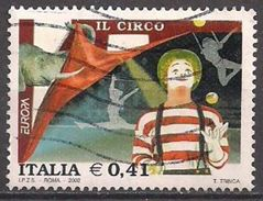 Italien  (2002)  Mi.Nr.  2842  Gest. / Used  (7fh03)  EUROPA - 6. 1946-.. Repubblica