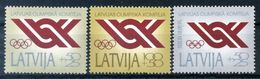 1992 LETTONIA SERIE COMPLETA MNH ** - Lettonia