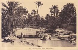 Tozeur Un Oued Dans L'Oasis 1938 - Túnez