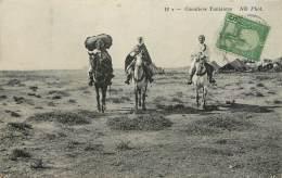 CAVALIERS TUNISIENS - Tunisie