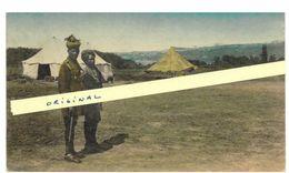 NAMUR: Camp Hindou 1914 1918 COULEUR - Namur