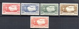 Serie A-1/5 Guinee Francesa. - Guinea Francesa (1892-1944)