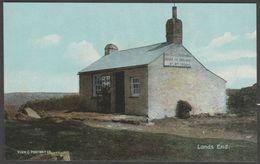 Land's End, Cornwall, C.1905 - Shurey's Postcard - Land's End
