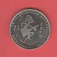 1.5 EURO DE BOURGES 1996 LES 20 ANS DU PRINTEMPS DE BOURGES CATHEDRALE SAINT ETIENNE DE BOURGES 1196 1996 - EURO