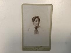 OLD CARDBOARD PHOTO   SLOVENIA   LANDAU  LJUBLJANA    10,5 X 6,5 Cm - Fotos