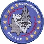 OPEX GENDARMERIE - EUPM 3ème Mandat Rond - Police