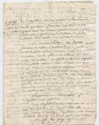 Révolution, An 5, Mas D'Azil, Mazères, Constat D'agression, Volontaires Déserteurs, Salle De Bal, Blessures, Témoins - Documenti Storici