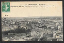 ANGOULEME Halles Gares (J.S.D) Charente (16) - Angouleme