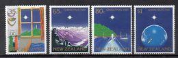 NOUVELLE ZELANDE Timbres Neufs ** De 1989 ( Ref 202 A ) NOEL - Nouvelle-Zélande