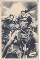 Carolines - Un Sorcier Paré De Ses Fétiches . La Superstition Exerce Encore Dans Ces îles Sa Tyrannie Séculaire - 1957 - Micronesia