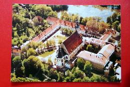 Kloster Neuzelle - Nova Cella - Luftbild Niederlausitz Abtei Zisterzienser - Bistum Görlitz Oder-Spree Kirche Wallfahrt - Neuzelle