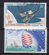 NOUVELLE CALEDONIE Timbres Vers 1970 ( Ref 206 A )  Poste Aérienne - Nouvelle-Calédonie