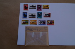 Lot De 12 Timbres,Ruanda - Urundi,de 10 C. à 10 Fr.,timbres Neuf ! 205/216,très Beaux Timbres,pour Collection - Ruanda-Urundi