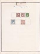 Espagne - Collection Vendue Page Par Page - Timbres Oblitérés / Neufs * - B/TB - Carlistes