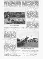 LA CULTURE à VAPEUR En ALGERIE   1905 - Autres