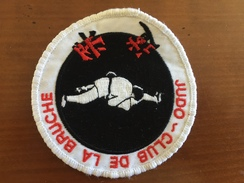 Écusson Blason Judo - Sports De Combat