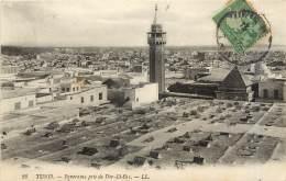 TUNIS - PANORAMA PRIS DE DAR EL BEY - Tunisie