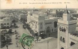 SFAX - VUE GENERALE PRISE DU MINARET DE L'HOTEL DE VILLE - Tunisie