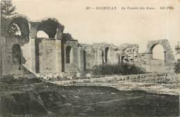 ZAGHOUAN -  LE TEMPLE DES EAUX - Tunisia