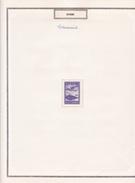 Espagne - Collection Vendue Page Par Page - Timbres Oblitérés / Neufs * - B/TB - Poste Aérienne