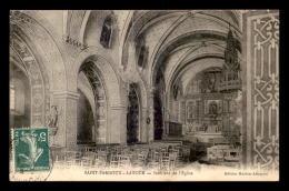 63 - SAINT-PARDOUX - LA TOUR D'AUVERGNE - INTERIEUR DE L'EGLISE - Otros Municipios