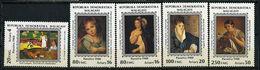 Madagascar ** N° 900 à 904   - La Femme Dans La Peinture - Madagascar (1960-...)