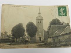 Vertain  - L'église - France