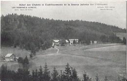 Les Voirons - Hôtel Des Chalets - Autres Communes