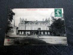 CPA - SAINT PAUL CAP DE JOUX (81) - Le Château De Scalibert - Saint Paul Cap De Joux