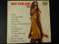 33 TOURS HIT PARADE 70 MFP 5094 BAD MOON RISING / BRIDGE OVER TROUBLED WATER / VENUS / INSTANT KARMA / SERENADE /+7 - Compilations