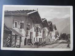 AK STERZING Vipiteno Feldpost 1918 //// D*25397 - Vipiteno