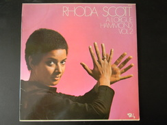 33 TOURS RHODA SCOTT BARCLAY 920126 A L ORGUE HAMMOND VOL 2 SPECIAL COMEDIES MUSICALES - Instrumental