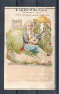 à La Ville De Paris. Joueur De Mandoline - Other